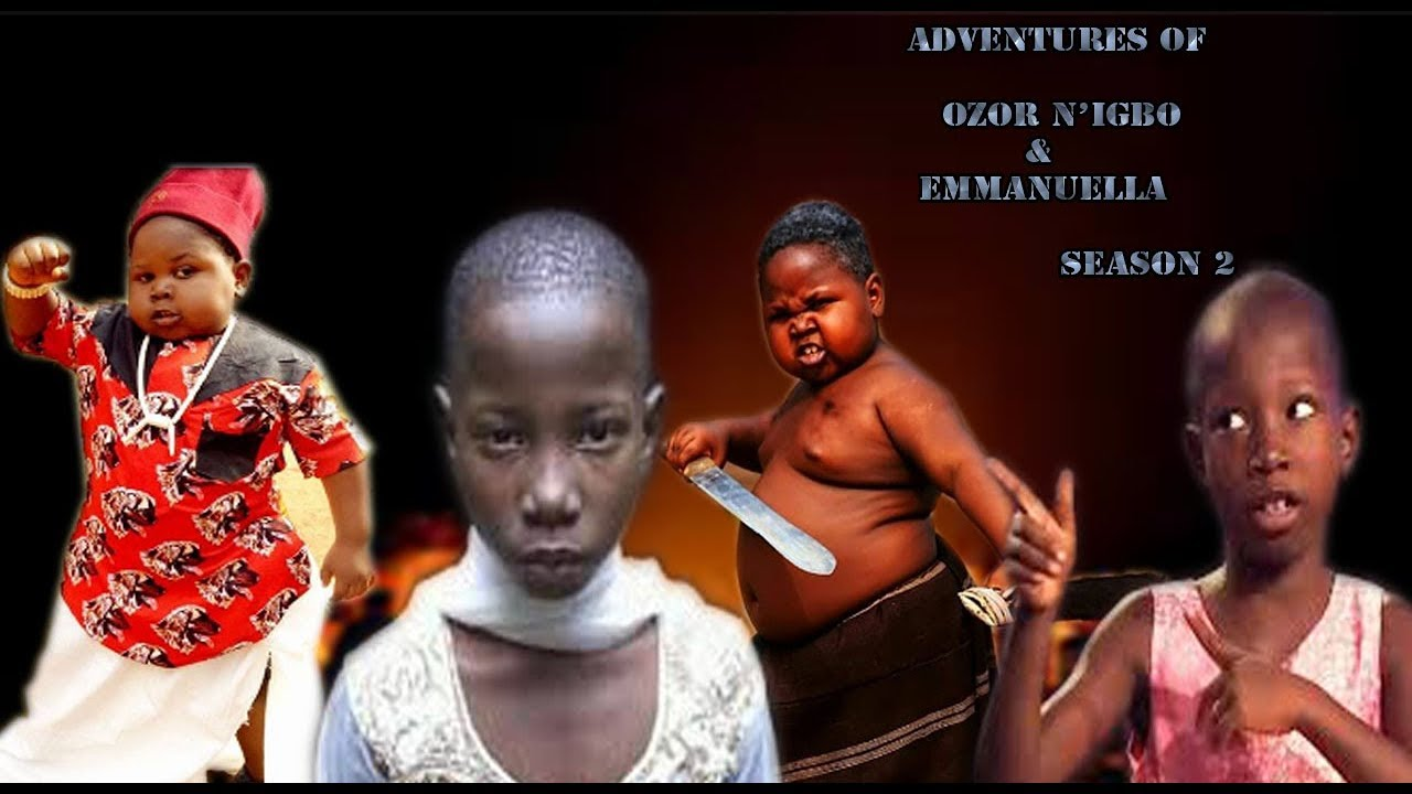 Download ADVENTURES OF OZOR N'IGBO & EMMANUELLA season 2-  Latest Ozor and Emmanuella's 2019 Nollywood movie