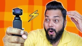 DJI OSMO Pocket - Crazy Little Camera That Changes Everything (Hindi Review)
