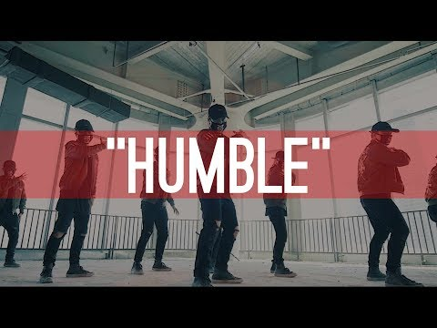 Kendrick Lamar Humble  Choreography  The Kinjaz