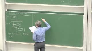 Vorlesung 8: Die AES-Verschlüsselung von Christof Paar