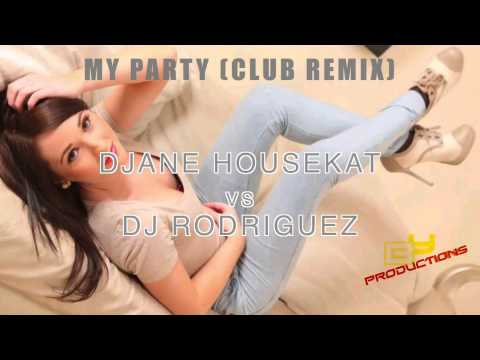 My Party - DJane HouseKat feat.  Rameez (Club Mix) With Download Link