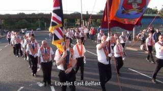 12th of July East Belfast Coming Home