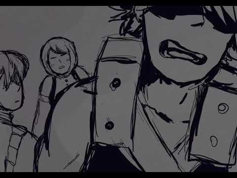 Bang! - AJR -Villain Deku (BNHA animatic)