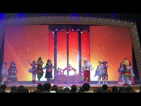 Seoul LOTTE World - Cinderella Xmas Show (Dec'18)