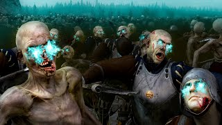 ZOMBIE INVASION (The Empire vs Zombie) Total War WARHAMMER 2 Cinematic Battle Machinima