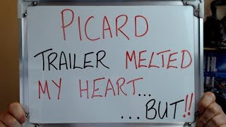P CARD Trailer Melted My Heart... BUT...