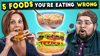 5 Foods You\'re Eating Wrong #2 | The 10s
