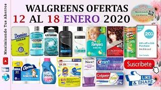Mejores Ofertas Walgreens 12 al 18 Enero 2020