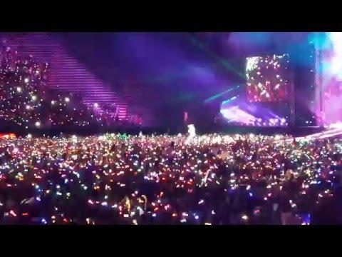 Coldplay - 17vo tema Buenos Aires: Adventure of a Lifetime 4K VIVO