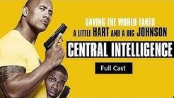 Central Intelligence Full Cast