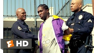 S.W.A.T. (2003) - Suspect on Foot Scene (2/10) | Movieclips