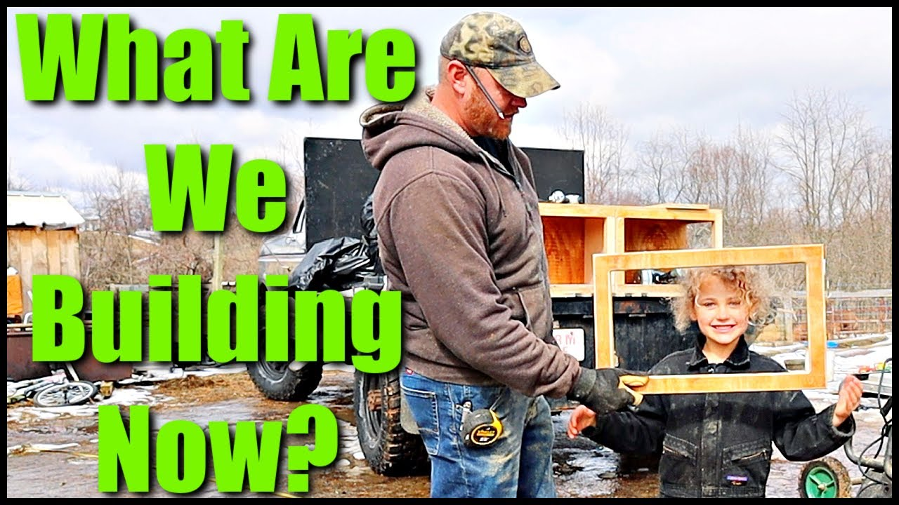 What Are We Building Now?