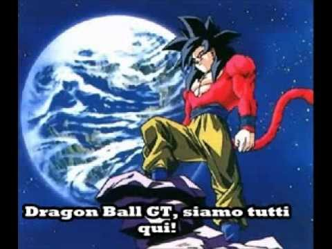 Dragon Ball GT - Giorgio Vanni ( Sigla Completa + Testo )