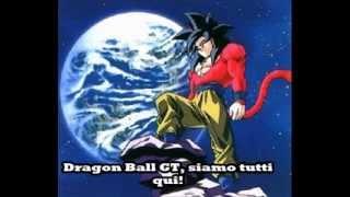 Dragon ball GT - Giorgio Vanni ( Sigla completa + testo)