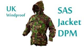 Что такое Б/У куртка SAS Windproof