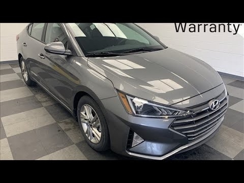 New 2019 Hyundai Elantra Fredericksburg VA Richmond, VA #HKH484105 - SOLD