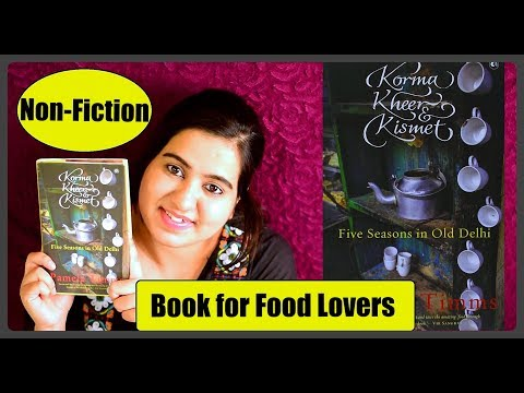 Korma, Kheer and Kismet by Pamela Timms | Books for Food Lovers