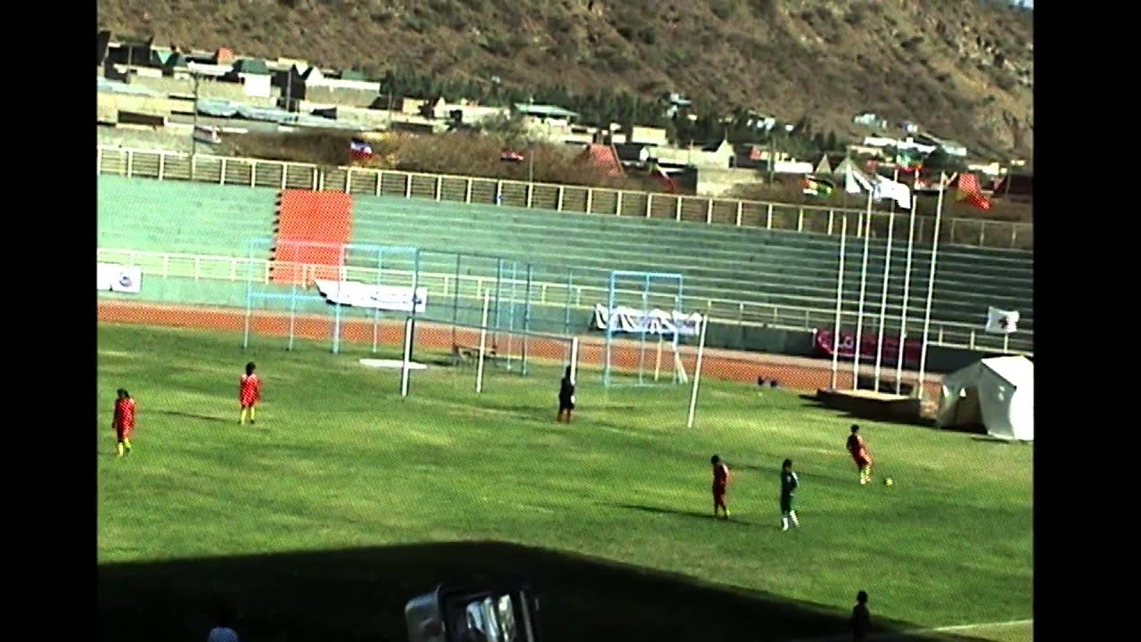 Hawassa University(Red) 2 vs 0 Haramaya University(Green)