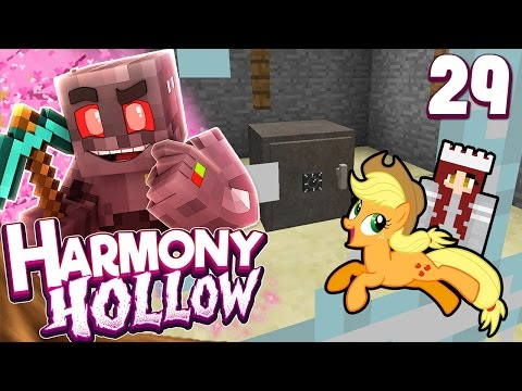 Minecraft Harmony Hollow Modded SMP Episode 29: Wife's Gift