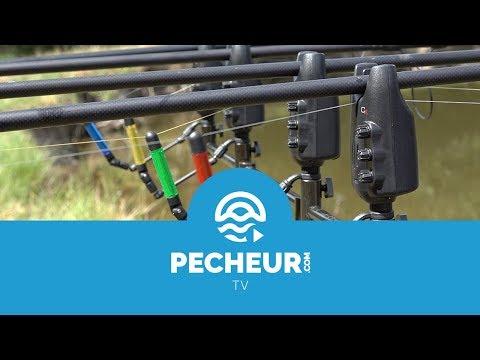 Pack détecteurs de touches JRC Radar CX special edition - Coup de cœur Pecheur.com
