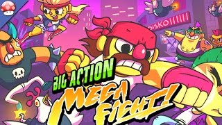 Big Action Mega Fight Gameplay PC HD [60FPS/1080p]