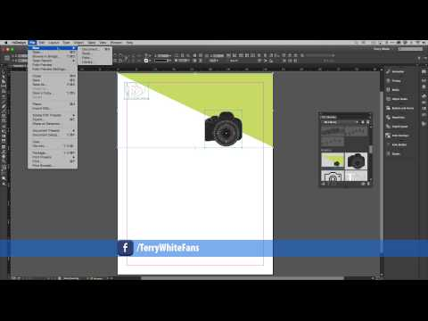 February 2015: What's New in Adobe InDesign CC