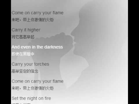 變形金剛5 片尾曲(中國版) Torches-張杰/X Ambassadors