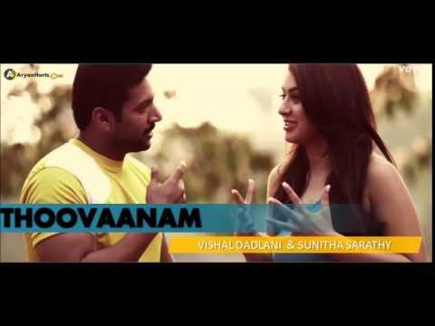 Thoovaanam - Romeo Juliet - Piano Cover