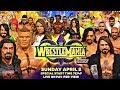 WWE WRESTLEMANIA 34 PREDICTIONS! WWE FIGURES!