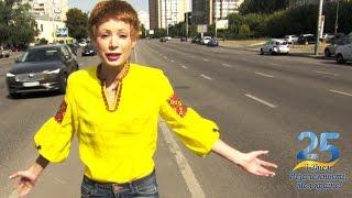 Елена-Кристина Лебедь спела для Украины