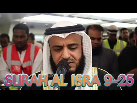 surah-al--isra,-9-25  qori:-syech-misyari-rasyid-alafasi