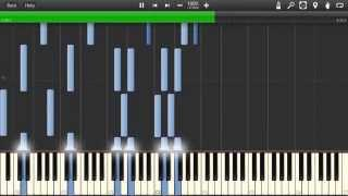 Fury (2014) Soundtrack - Steven Pirce - Piano Main Themes
