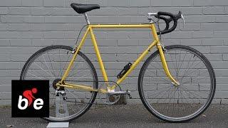 My Bike - Malcolm: 1980s Nishiki Road Bike