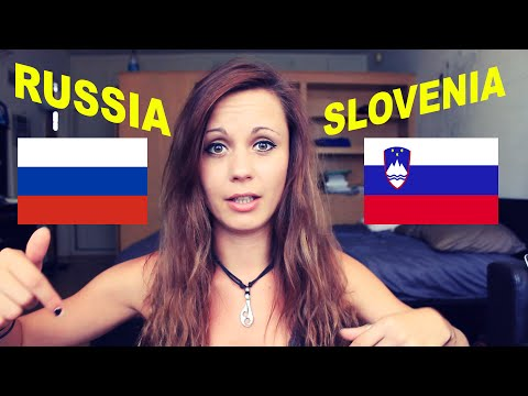 Reasons why Slovenia ≠ Russia