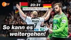 Weißrussland - Deutschland 23:31 - Highlights | Handball-EM 2020 - ZDF