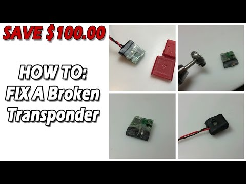 "How To: Fix a Broken ""My Laps"" RC4 Transponder"