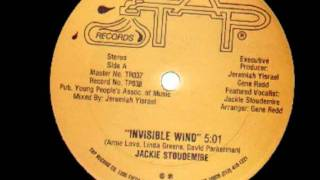 Jackie Stoudemire - Invisible Wind