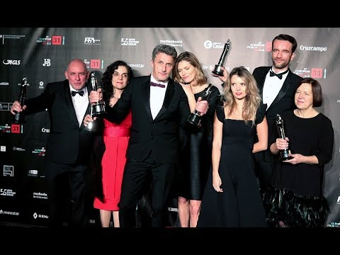 European Films Awards 2018 : le sacre Cold War