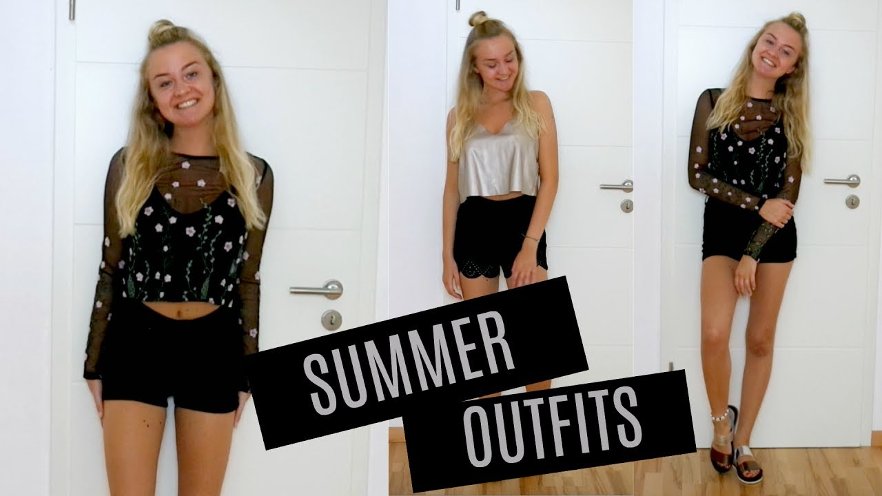 Summer Outfit Ideas⎥xapiaxa