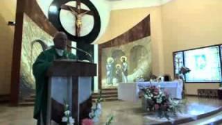 Msza Święta w Parafii św. Józefa w Wolsztynie 17.07.2011 r.