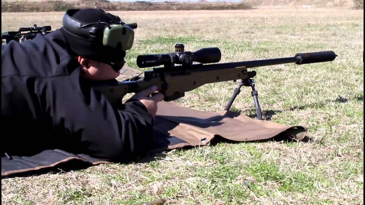 Accuracy International Aw: Accuracy International AW  300 Win Mag