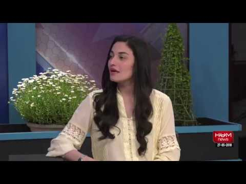 Dark past of TV host and Social activist Nadia Jamil | Main Nahi Hum