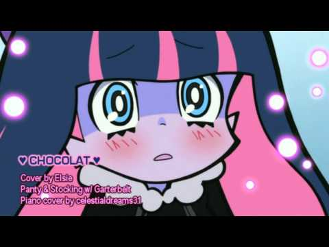 CHOCOLAT - Panty And Stocking With Garterbelt - Cover By Elsie Lovelock