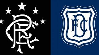 Rangers v Dundee prediction