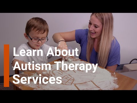 Learn About Easterseals Southern California Autism Therapy Services
