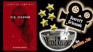 Mixed Review - Red Sparrow (Francis Lawrence)
