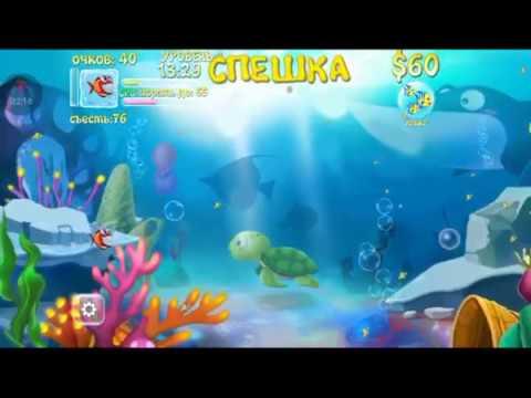 Игры рыба ёст рыб