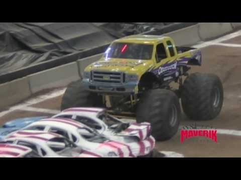 All Star Monster Truck at the Maverik Center