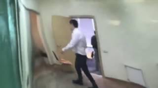"""""""Страна"""" публикует видео того, что происходит в редакции РИА Новости Украина во время обыска"""
