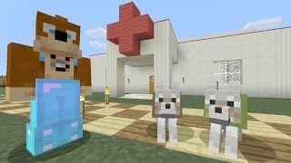 Repeat youtube video Minecraft Xbox - Hospital [193]